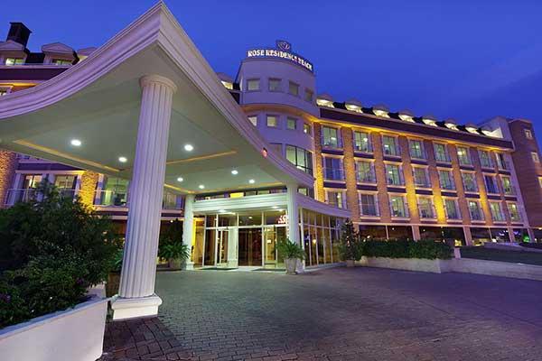 هتل رز رزیدنس کمر آنتالیا