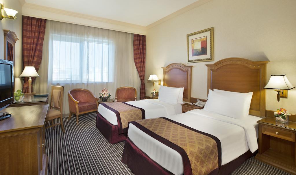 اتاق های هتل اونیو دبی