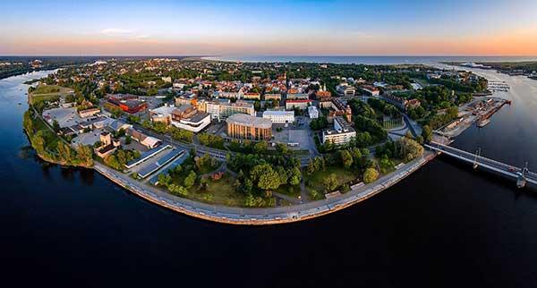 راهنمایی سفر به استونی