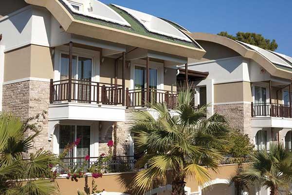 هتل پالمت دلوکس ویلاس کمر آنتالیا