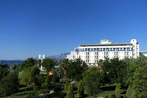 هتل سی لایف فامیلی ریزورت کمر آنتالیا