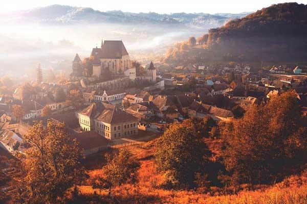راهنمایی سفر به رومانی