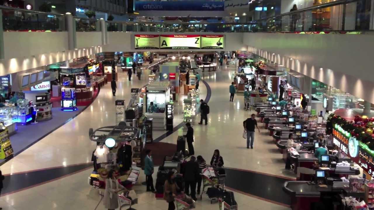محصولات فری شاپ فرودگاه دبی