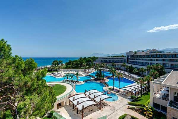 هتل ریکسوس پرمیوم تکیروا کمر آنتالیا