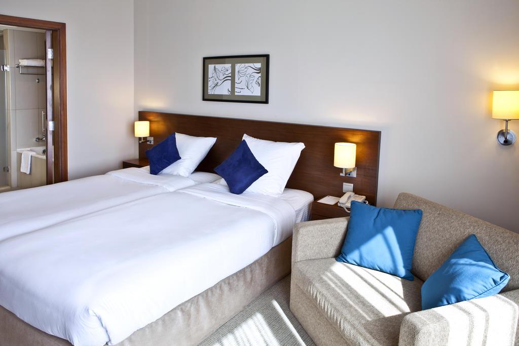 اتاق های هتل نواتل سیتی سنتر دبی