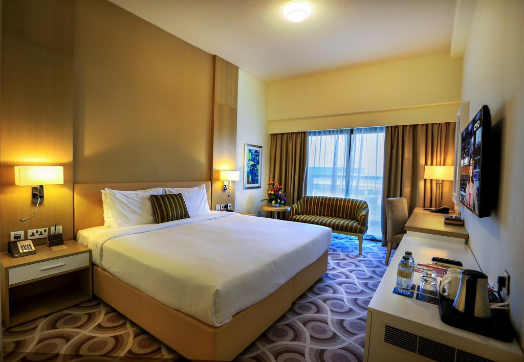 اتاق های هتل متروپولیتن دبی