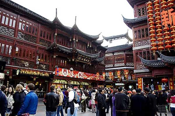 راهنمایی سفر به چین