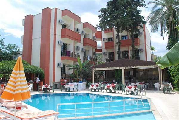 هتل سه ستاره آلریا Alerya hotel