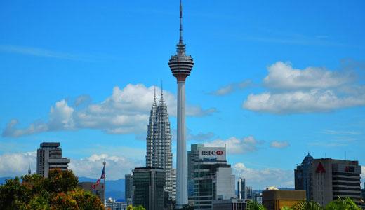 برج مخابراتی KL کوالالامپور