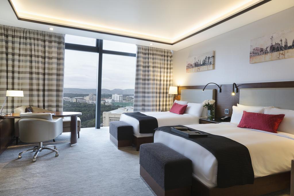 اتاق های هتل فیرمونت