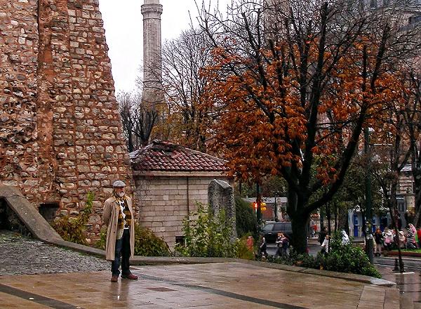 پاییز بهترین زمان سفر به استانبول