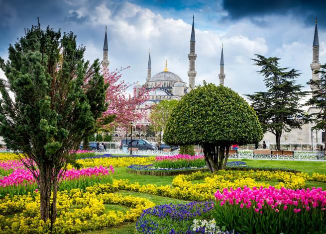 فصل بهار بهترین زمان سفر به استانبول