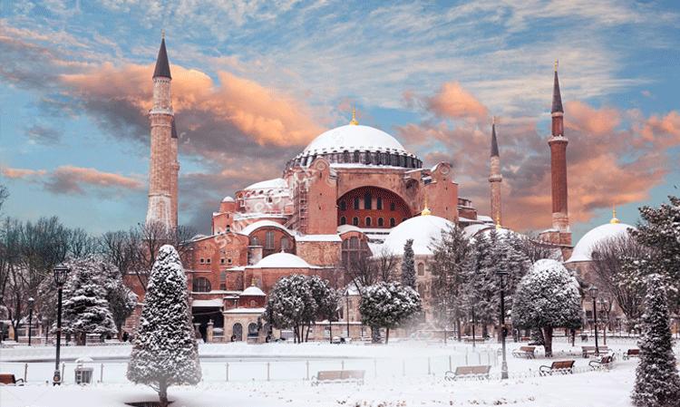 زمستان بهترین زمان سفر به استانبول