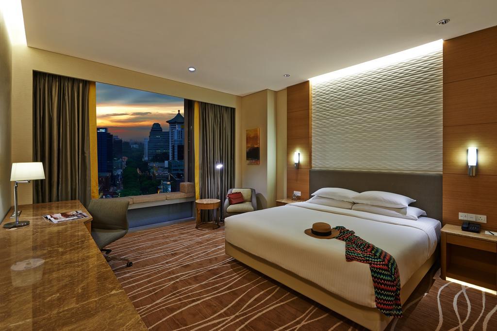 جن ارکارد گیت وی هتل های چهار ستاره سنگاپور 