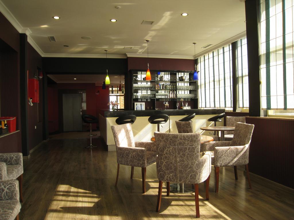 رستوران هتل سنترال پارک باکو