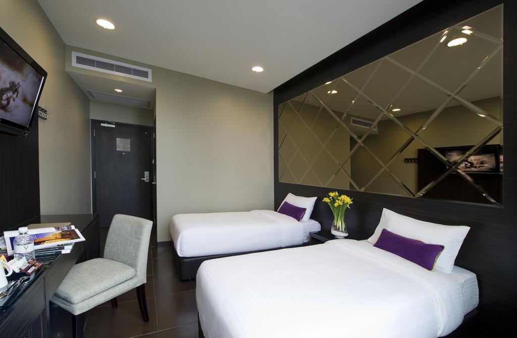 وی لاوندر هتل های چهار ستاره سنگاپور 