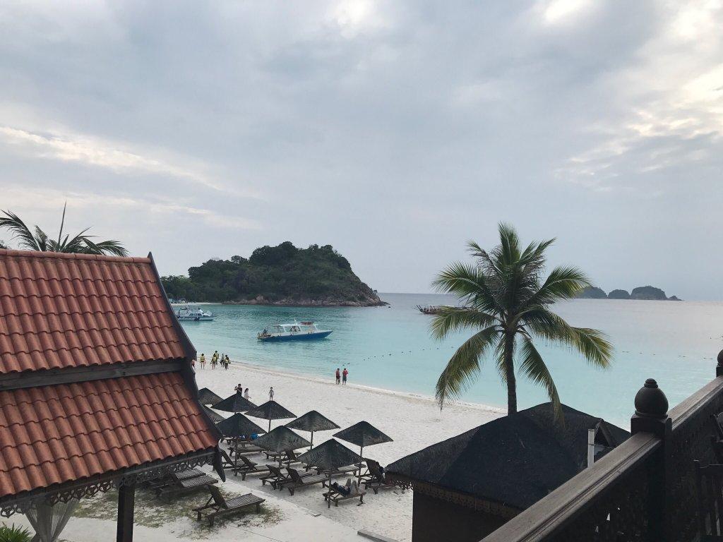 جزیره ردانگ در مالزی