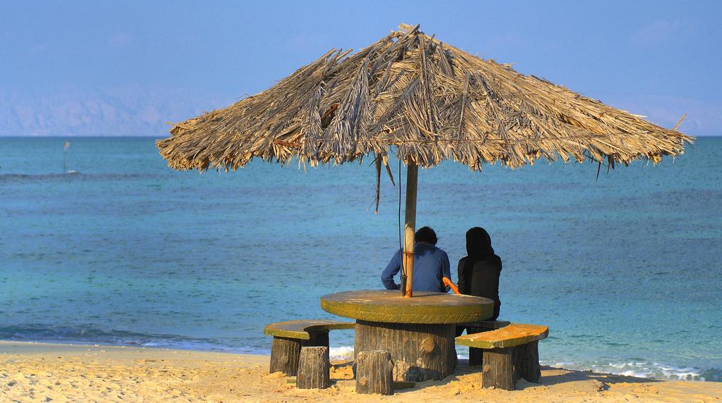 پارک ساحلی مرجان کیش