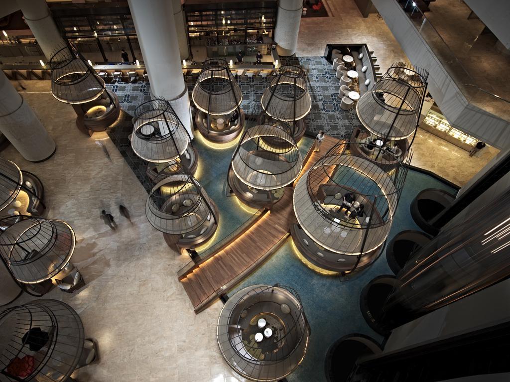 رستوران ها و امکانات تفریحی هتل پن پاسیفیک سنگاپور