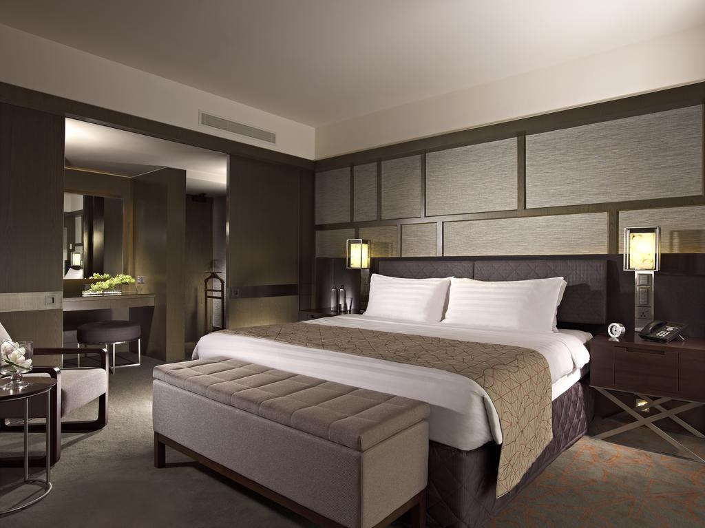 اتاق های هتل پن پاسیفیک سنگاپور