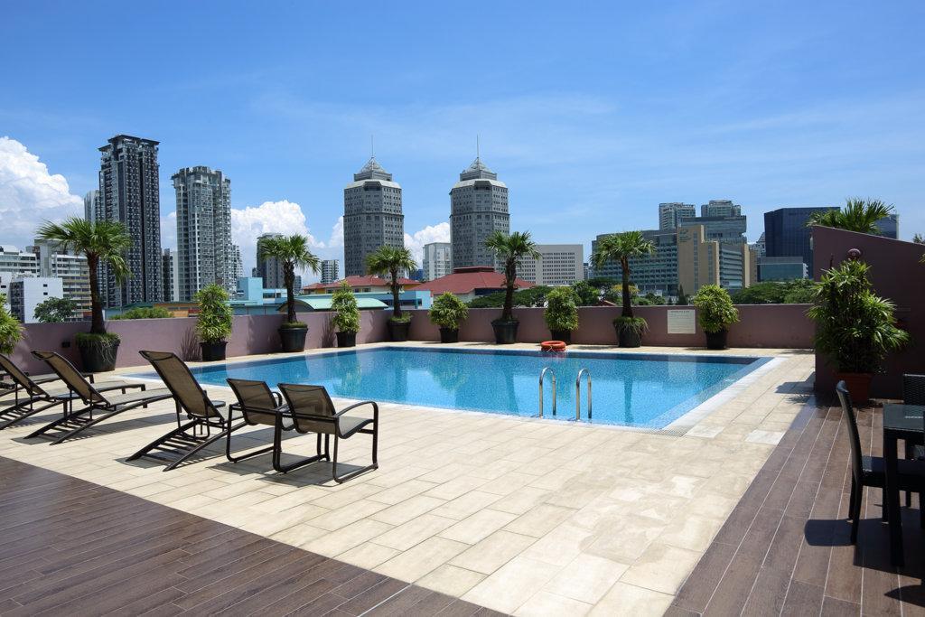 امکانات و رستوران هتی هتل ولیو سنگاپور