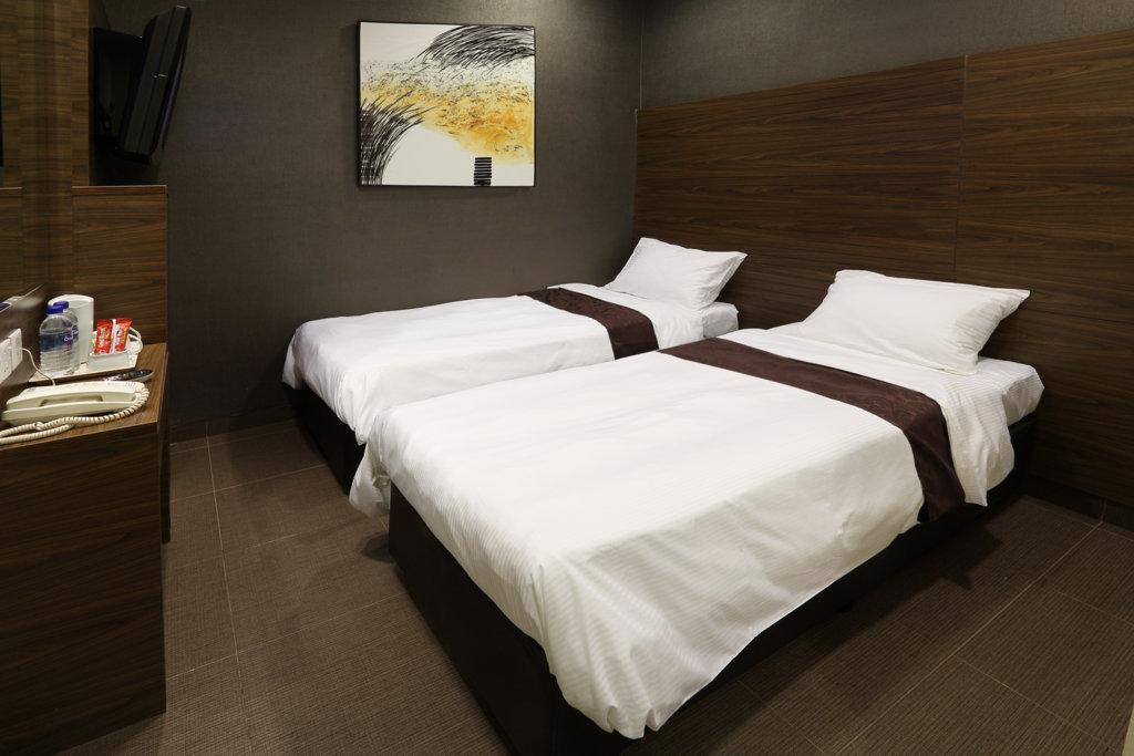 اتاق های هتل ولیو سنگاپور