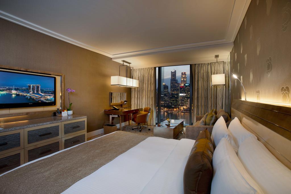 اتاق های هتل مارینا بای سندز سنگاپور