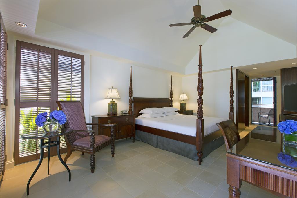 اتاق های هتل شرایتون سنگاپور