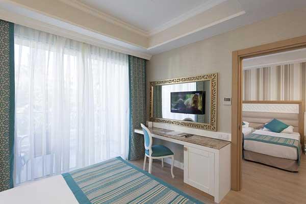 هتل کارمیر ریزورت کمر آنتالیا