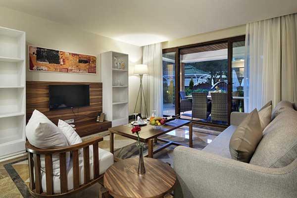 هتل نیروانا لاگون کمر آنتالیا