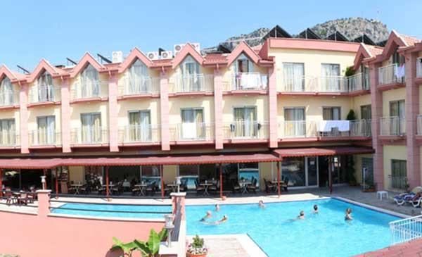 هتل هیمروس کلاب کمر آنتالیا
