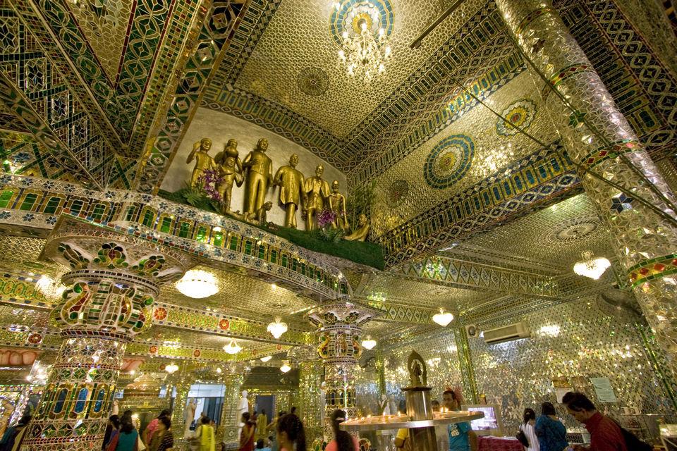 معبد آرولمیگوسریرا جاکالیامان مالزی