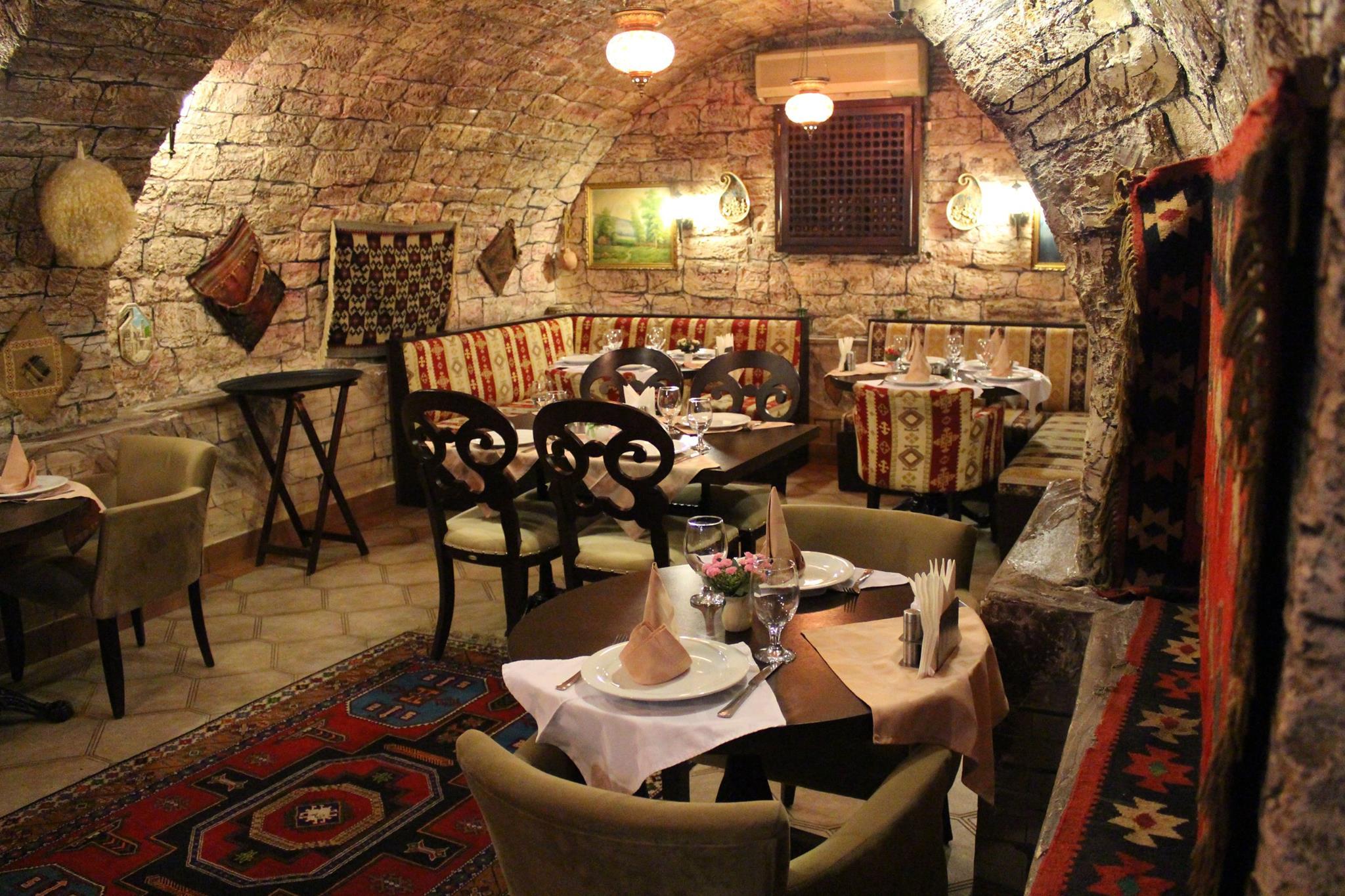 قیمت غذا در باکو در رستوران نارقیز
