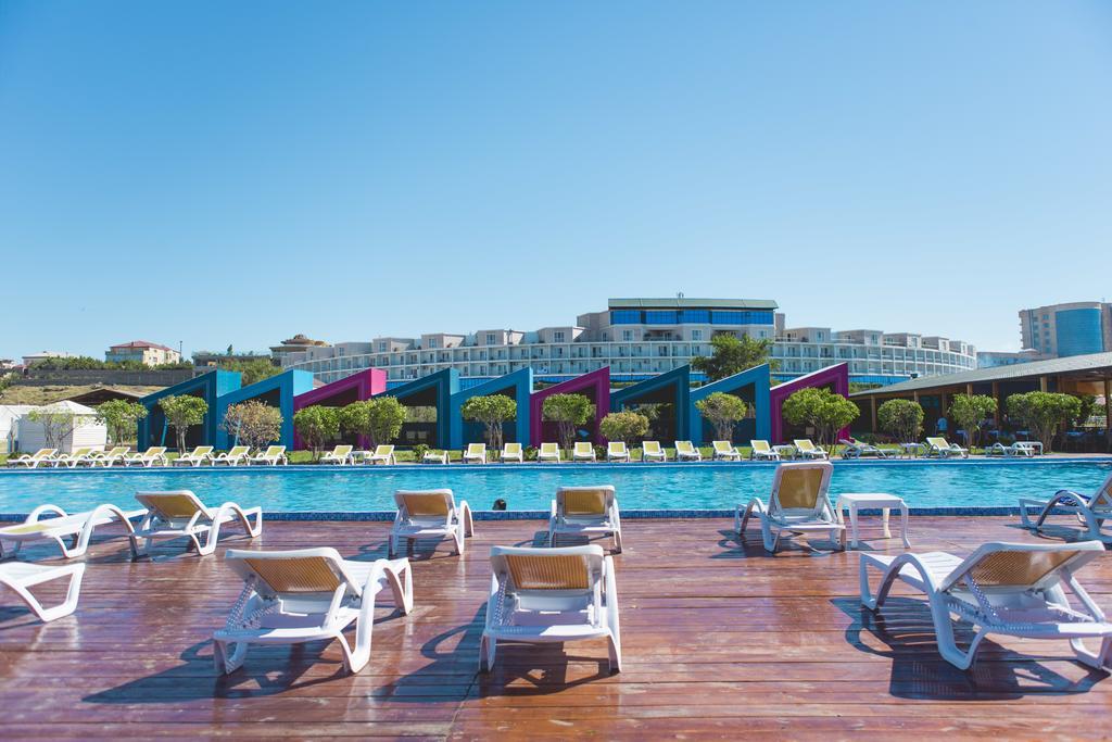 امکانات تفریحی هتل آف باکو