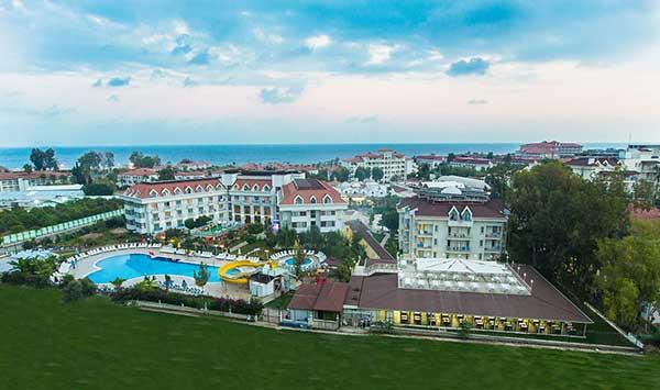 هتل گرند میرامور منطقه کمر