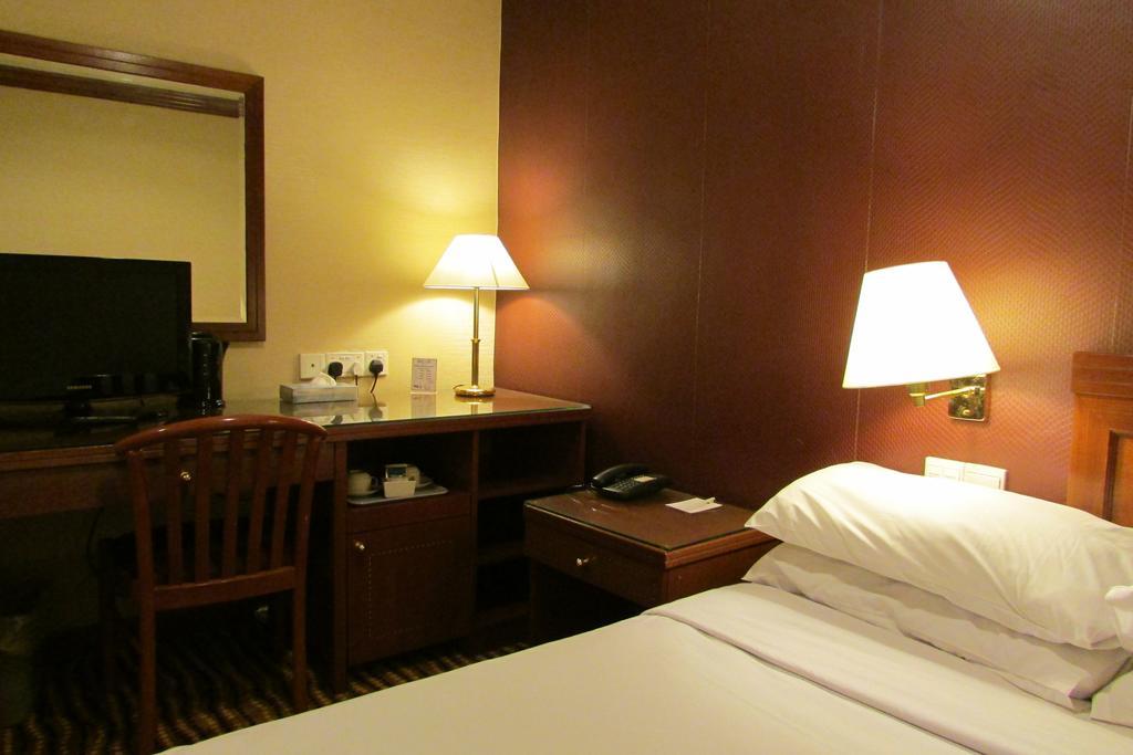 اتاق های هتل آکسفورد سنگاپور
