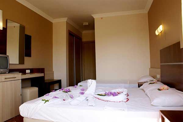هتل  مجیک سان کمر