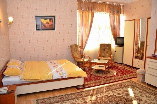 اتاق های هتل ارشاد باکو
