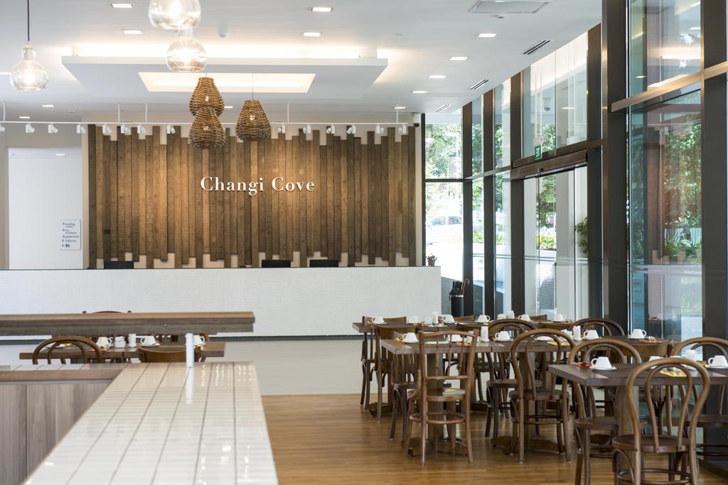 رستوران ها و امکانات تفریحی هتل چانگی کاو سنگاپور