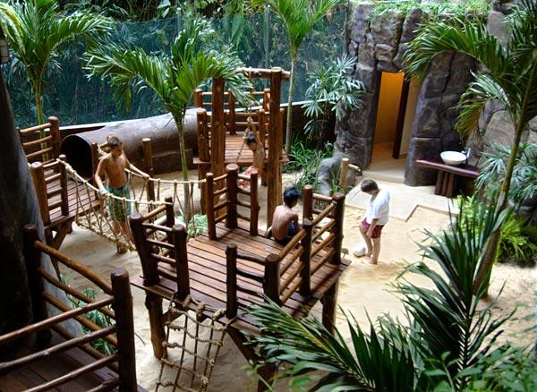 امکانات تفریحی و رستوران های هتل نیککو جاکارتا