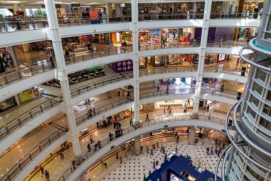 مرکز خرید سوریا کی ال سی سی مالزی
