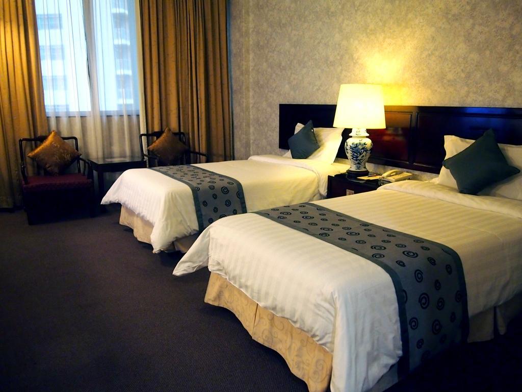 اتاق های هتل رویال سنگاپور