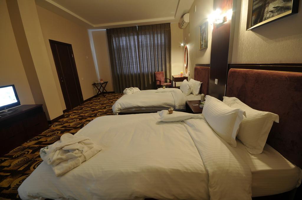 اتاق های هتل سرین باکو