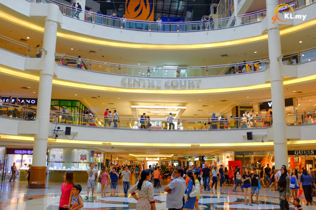 مرکز خرید مید والی مگامال مالزی
