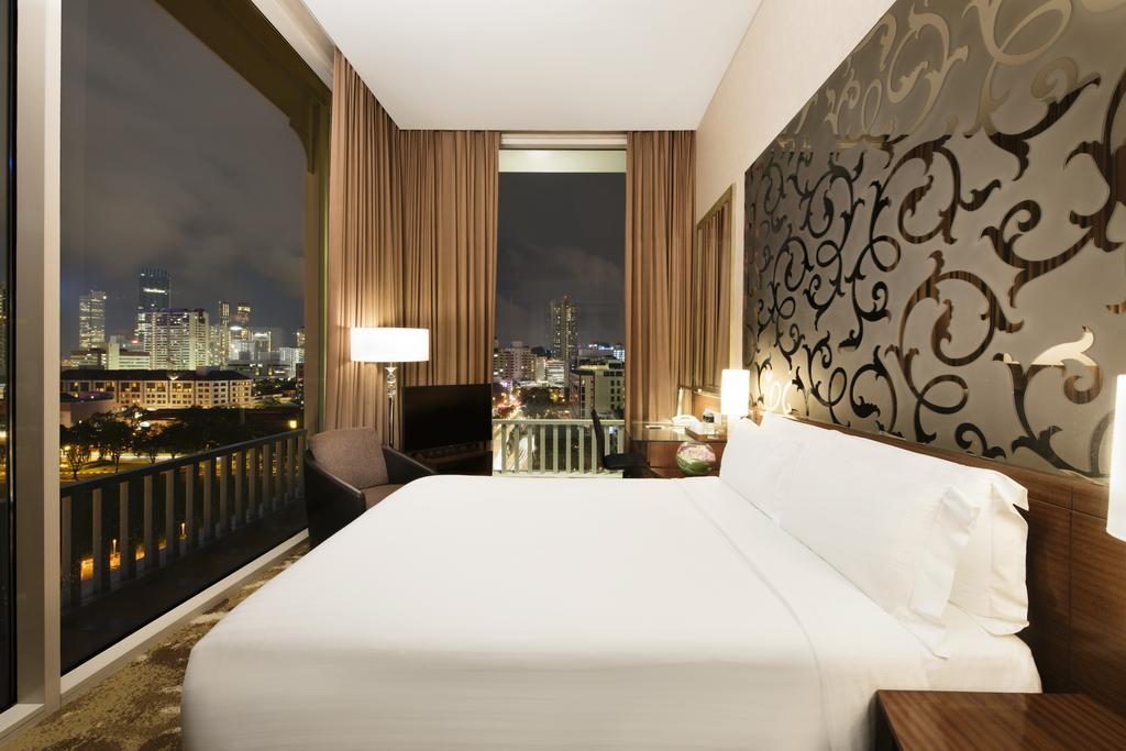 اتاقهای هتل پارک کلارک کوای سنگاپور