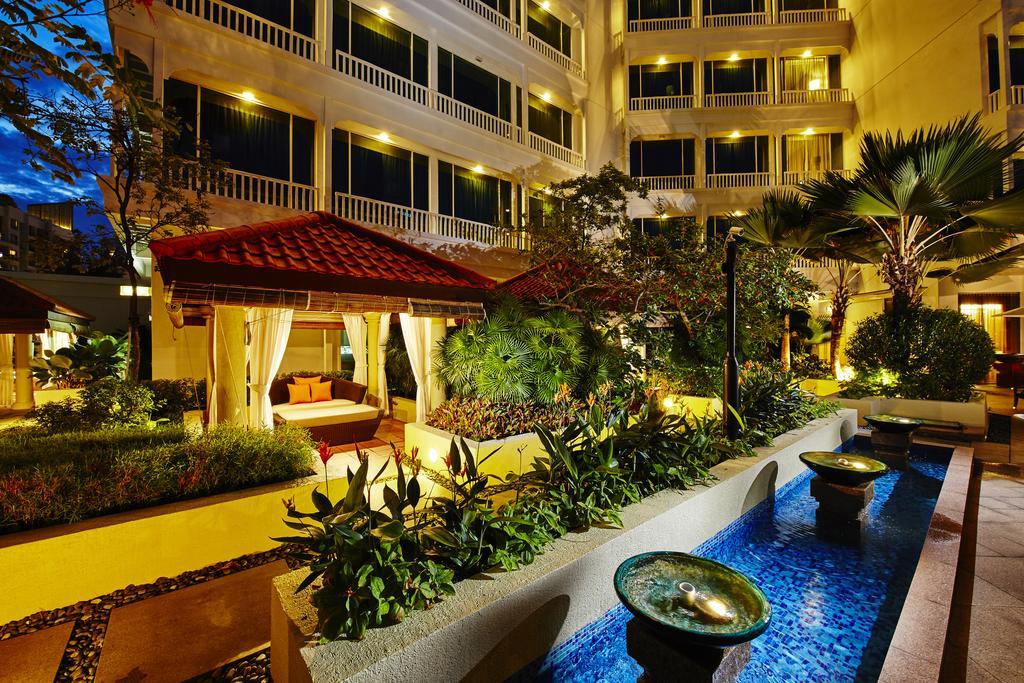 امکانات تفریحی و رستوران های هتل پارک کلارک کوای سنگاپور