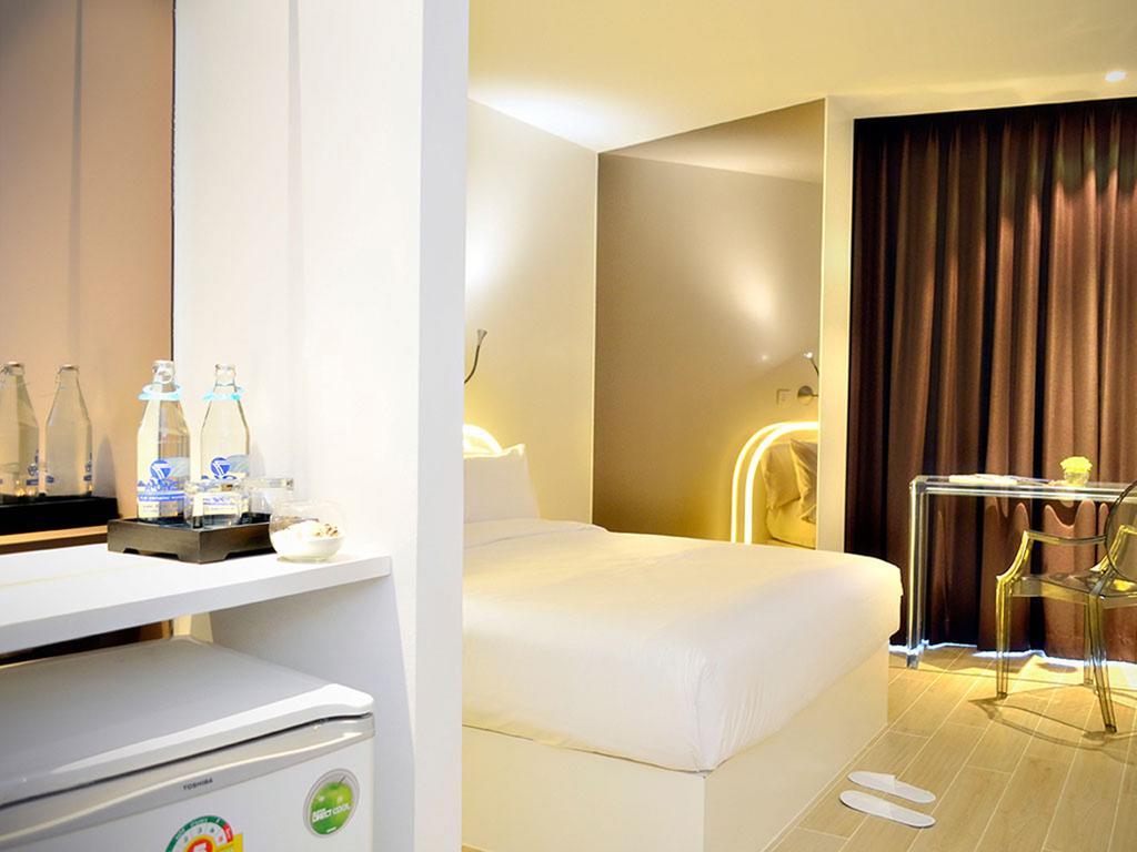 اتاق های هتل ای-وان استار پاتایا