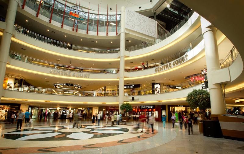 مرکز خرید میدولی مگامال کوالالامپور
