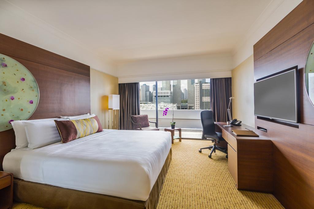 اتاق های هتل مارینا مندرین سنگاپور