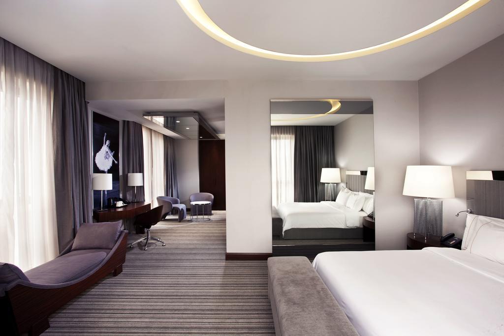 اتاق های هتل شرایتون باتومی